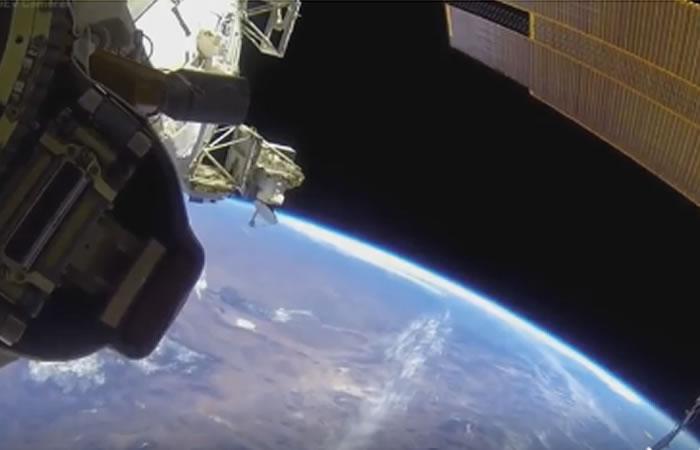Facebook: Transmisión en vivo de la NASA no fue real