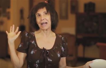 "Florinda Meza hace de la ""Chimoltrufia"" una youtuber"
