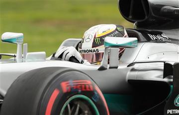 Hamilton toma la delantera a Rosberg en el GP de México