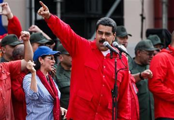 Maduro amenaza con llevar a la cárcel a la oposición