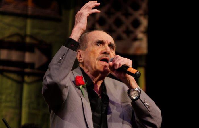 Murió en Venezuela el cantante Nelson Pinedo