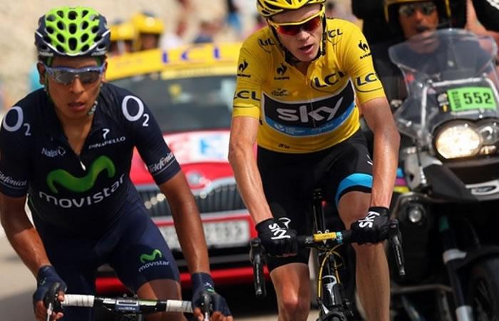 Nairo Quintana: Movistar Team decide las dos grandes que correrá