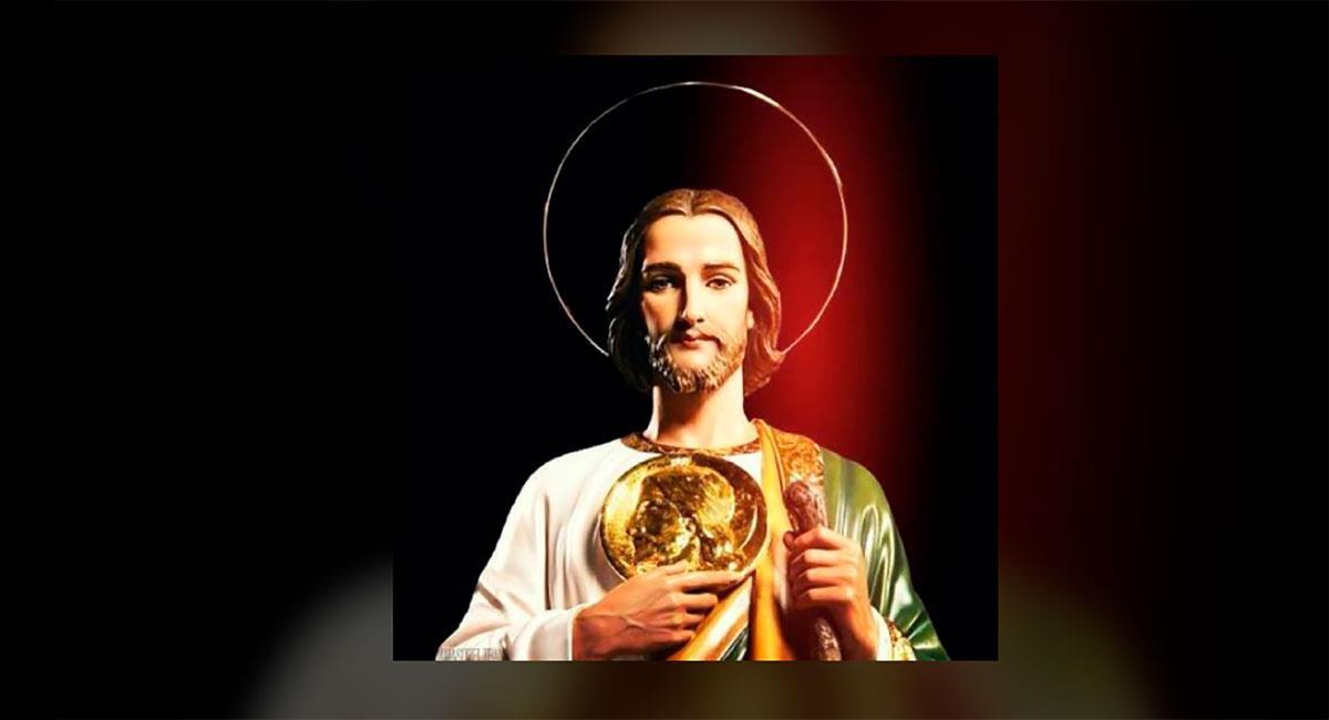 Oración a San Judas Tadeo para las causas imposibles. Foto: Facebook @judastadeoapostol
