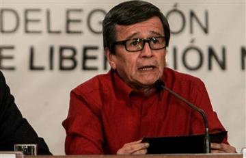 'Pablo Beltrán' del ELN y su cinismo