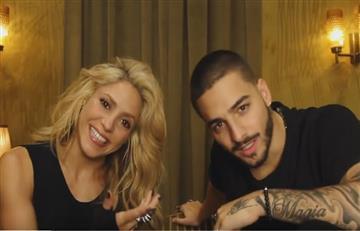 El 'Chantaje' de Shakira y Maluma
