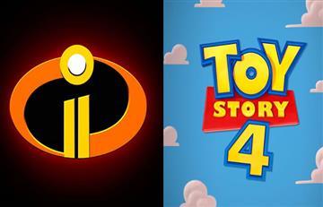 Toy Story 4 y Los Increíbles 2 ya tiene fecha de estreno