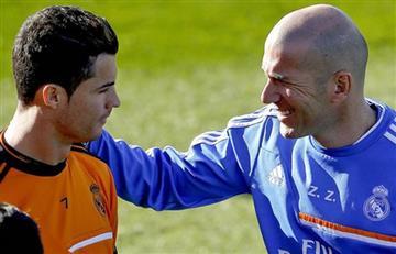 """Zidane: """"Cristiano Ronaldo merece ganar el Balón de Oro"""""""