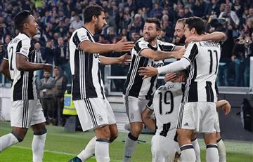 Cuadrado, a pesar de ser suplente, fue figura con la Juventus