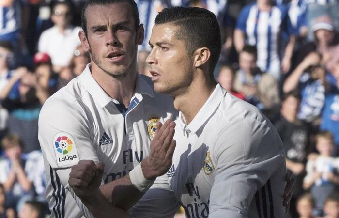 James Rodríguez no jugó en la victoria del Real Madrid