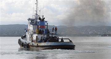 Armada Nacional decomisó 300 kilos de cocaína