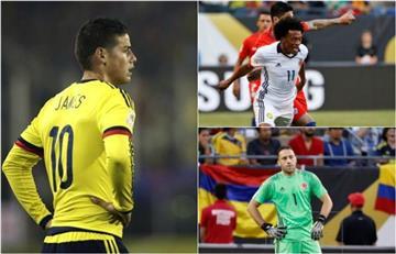 El insólito dato que afecta a la Selección Colombia