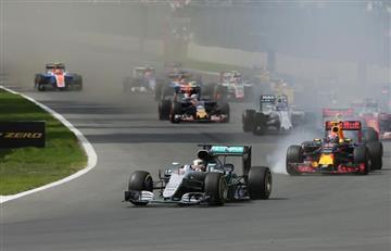 Hamilton hace interesante la Fórmula uno