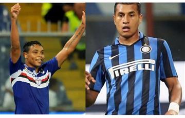 Muriel y Murillo titulares en el Sampdoria vs Inter