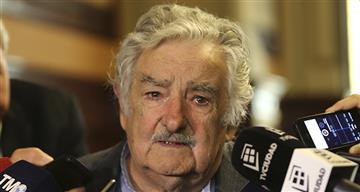'Pepe' Mujica habló sobre el proceso de paz en Colombia