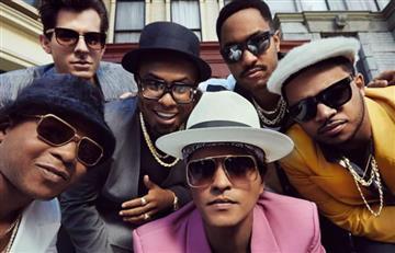 """Acusan de plagio a Bruno Mars por """"Uptown Funk"""""""