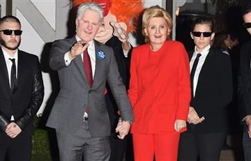 Hillary Clinton: Katy Perry le hace tributo disfrazándose de ella