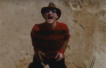 Hombre disfrazado de Freddy Krueger inició tiroteo en EE.UU.