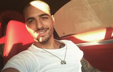 Instagram: Maluma muestra sus nalgas