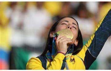 Mariana Pajón: 5 razones para que sea la deportista del año en Colombia