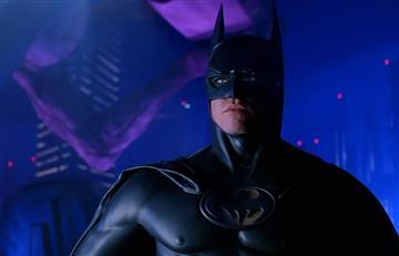 Protagonista de 'Batman forever' tiene cáncer