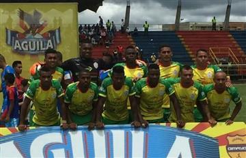 Real Cartagena y Deportes Quindío repartieron puntos