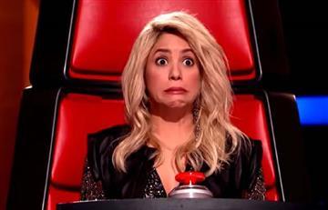 Shakira: El cómico susto que se pegó la artista barranquillera