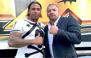 Tim Wiese el portero que se convirtió en luchador de la WWE