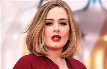 Adele confiesa que tuvo depresión luego del parto