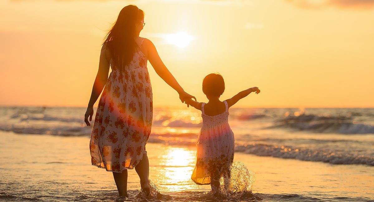 Oraciones fuertes para la protección de los hijos. Foto: Pixabay