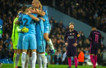 El Manchester City se inscribe en los candidatos para campeón