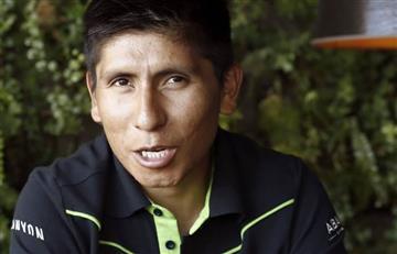 Nairo Quintana aseguró esto sobre el plebiscito