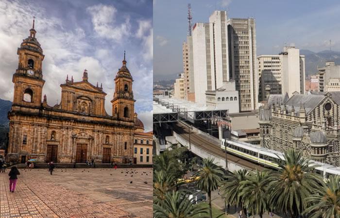 Bogotá vs Medellín: ¿Quién ganará el reto?