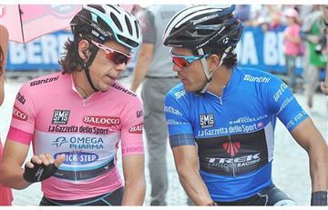Ellos son los dos ciclistas colombianos que salen del World Tour