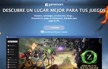 Facebook lanza Gameroom, su plataforma de videojuegos