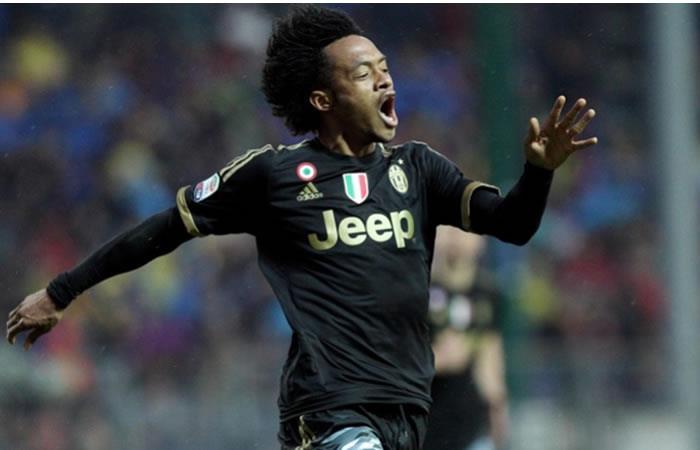 Juventus de Cuadrado, a una victoria de los octavos de la Champions