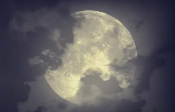 En noviembre llegará la superluna. Foto: Youtube