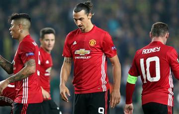 El Manchester de Mourinho va de mal en peor