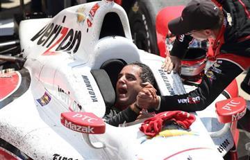 Juan Pablo Montoya: el dinero que le darán si gana las 500 millas de Indianápolis