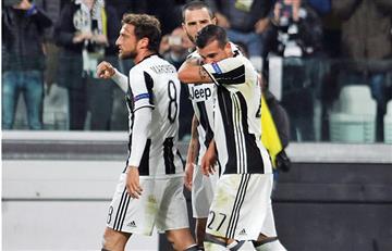 Juventus no inició con Cuadrado y empató el Lyon