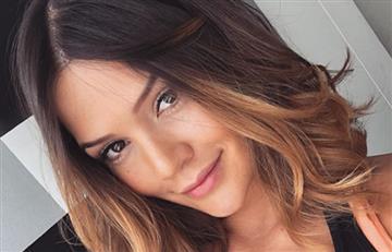 Lina Tejeiro se sobrepasó con Mabel Moreno
