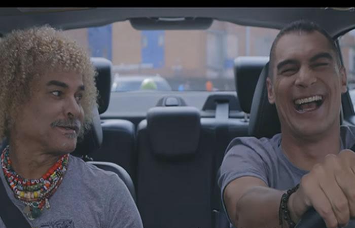 Uber: Primero 'El Pibe' lo promueve y ahora Faryd Mondragón