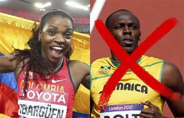 Usain Bolt no es el mejor atleta del mundo para el público