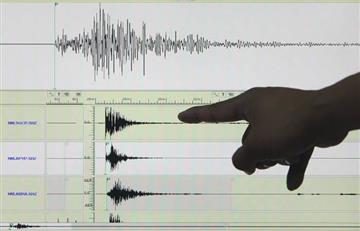 Chile sufre intenso sismo de 6,4 grados