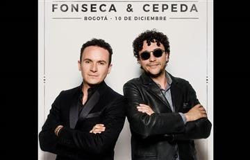 """Fonseca y Andrés Cepeda anuncian el tour """"Compadres"""""""
