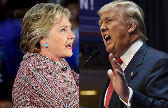 Hillary Clinton gana en voto anticipado