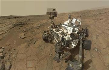 Marte: Curiosity halla extraño meteorito