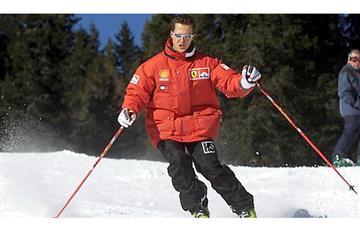 Michael Schumacher: alentadoras noticias sobre el piloto