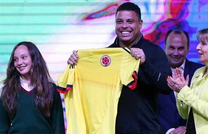 """Ronaldo: """"Falcao volverá más fuerte"""""""