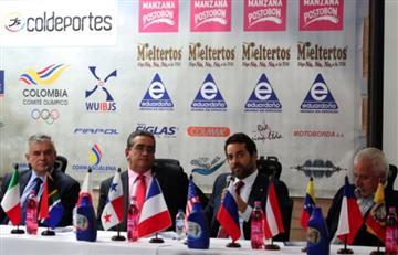 Se presentó en Bogotá el 'World River Championship'