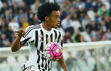 Cuadrado sigue brillando con Juventus